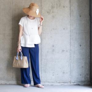 【UNIQLO】早くももう1色買いたい美脚パンツ/さすが!と思った着ぶくれしないトップス
