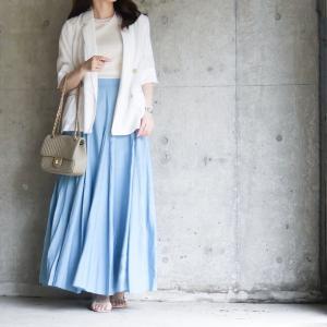 【UNIQLO】あの大人気スカートそっくりを半額で発見♡