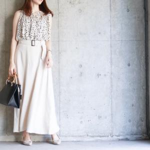 【GU】見つけたら買い‼︎秋に使えるセール品/想像以上に脚長効果が高かったスカート