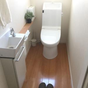 シンプルにクリスマスなトイレにしました。と、12月の欲しいもの♪30代主婦編♪