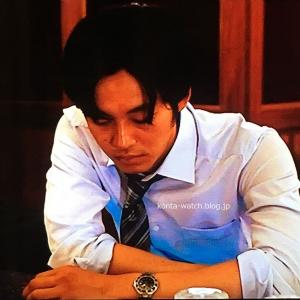 松坂 桃李 オメガ シーマスター プレボンド 200m 映画『孤高の血』より
