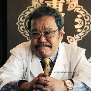 西田 敏行 ヴェルサーチェ パラッツォ エンパイア 『ドクターX ~外科医・大門未知子~』より
