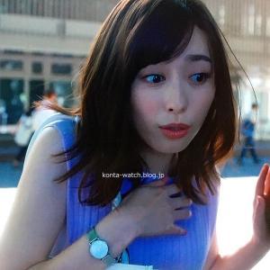 福原 遥 ローズフィールド ザ スモール エディット 26mm 『コーヒー&バニラ』より