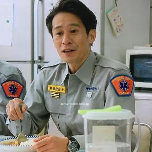 三浦 誠己 シチズン プロマスター マリーン エコ・ドライブ アクアランド 200m 『4分間のマリーゴールド』より