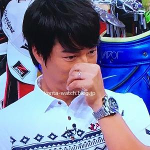 石川 遼 カシオ Gショック MT-G 『ジャンクSPORTS』より