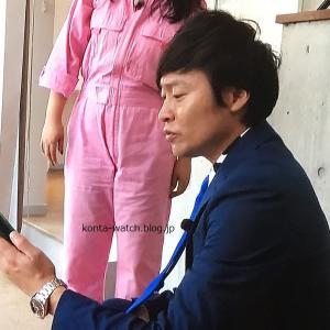 川西 賢志郎(和牛) グランドセイコー スプリングドライブ ブライトチタンモデル 『王様のブランチ』より