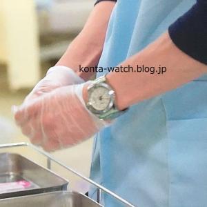 田中 圭 ブライトリング アベンジャーII GMT 日本限定 『アンサング・シンデレラ 病院薬剤師の処方箋』より