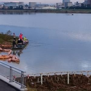 新たな多摩川の釣り場