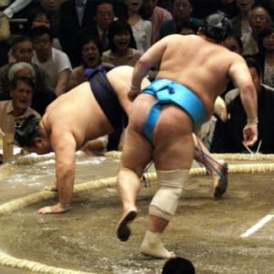 豊ノ島の相撲人生2