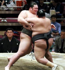 豊ノ島の相撲人生4