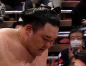 ■一月12日目 対照ノ富士戦工夫なき朝乃山が4連敗