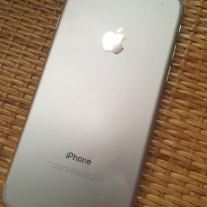 携帯が壊れた!