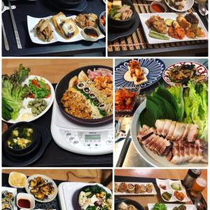 胃袋渡韓♡自粛明け♪都内&Uberで韓国チキン♡チメク
