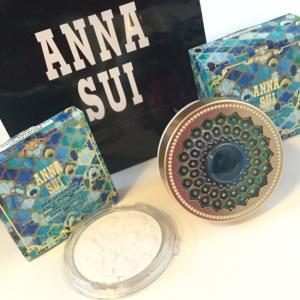 【ANNA SUI】 薬用美白スキンケアパウダー 「ブライトニング フェイス パウダー」