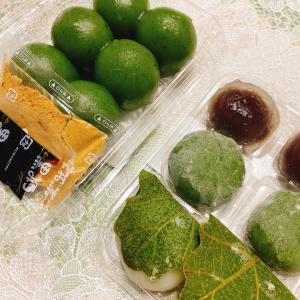 今日はあんパンの日★和菓子