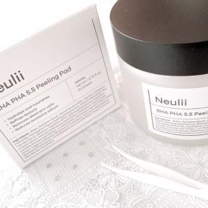 【角質】敏感肌でも使える韓国スキンケア「Neulii(ヌリ」のBHA PHA 5.5 ピーリング