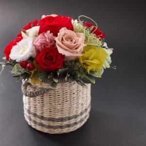 オープン祝い花