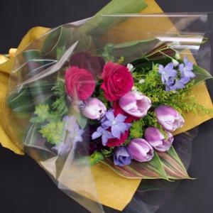 入学祝の花束