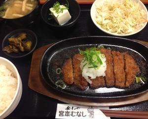 宮本むなし京阪京橋駅前店(京橋ランチブログ)