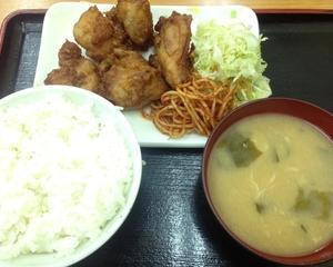 もとや南店(京橋ランチブログ)安い定食