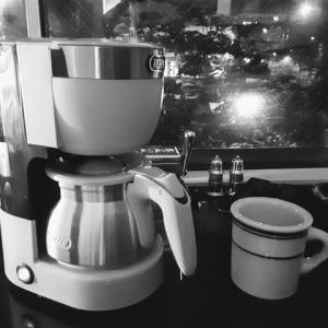 初のコーヒーメーカー