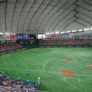 2019 セ・リーグ CS ファイナル 第一戦 東京ドーム
