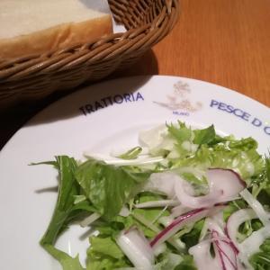 さすがのイタリアンはパスタが超絶美味しかった