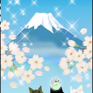 日本晴れってどんニャかんじ?&しまむら巻きスカート暖かい…