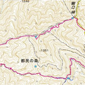 東京都桧原都民の森へ