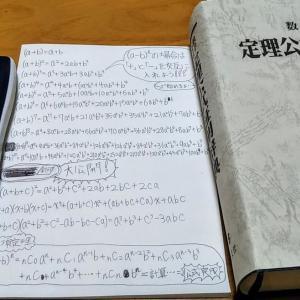 数学IIと定理公式証明辞典 人との境界線 朝倉