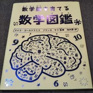 R君が最近読んだ本 『数学脳を育てる 数学図鑑』