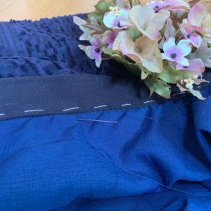 出来たよ!ミセスのスタイルブック2015年 盛夏号のスカート。