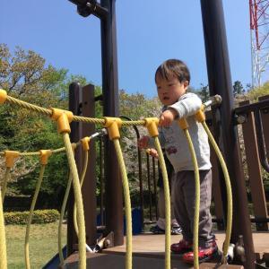 ★公園遊び★