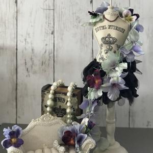 お花と雑貨のクラフト、おうちで作れるキット販売♡