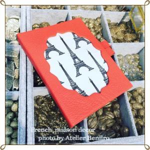 手帳カバー、ランプシェードetc.@祝日のイオン久御山手づくりroomレッスン