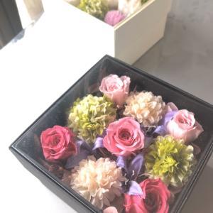 6月28日は、プリザーブドボックスを作りに駒沢ハウジングギャラリーへどうぞ