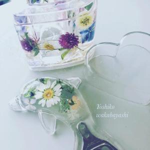 いくつになっても、いくつでも お花を楽しむ雑貨作り!!
