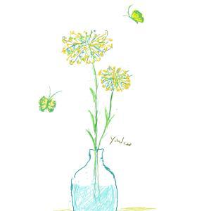 10月20日の誕生花 スィートフェンネル できるだけ応援しますね