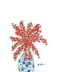12月1日の誕生花 ユーフォルビア・フルゲンスの花言葉