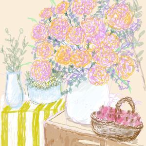 12月3日の誕生花 カーネーションの花言葉