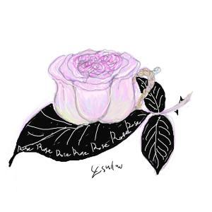 1月24日の誕生花 ばら((ミニエデン)愛を感じています