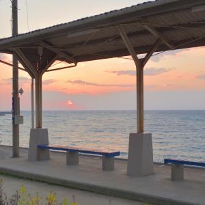 日本の鉄道はこのままでいいのだろうか 59 下灘の夕日を訪ねて1