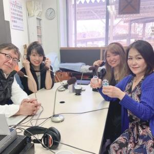 FMおだわら「女神たちのララバイ」4月18日放送分