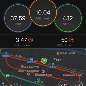 【速報】高島平ロードレース10km結果報告