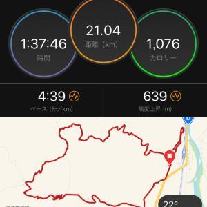 【速報】浦佐温泉耐久山岳マラソン(1周の部)結果報告