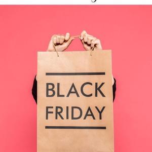 BLACK FRIDAY!大幅セール!