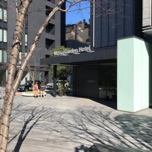 三井ガーデンホテル銀座プレミアで贅沢ブッフェ!