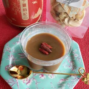 肺毒作用!中国式漢方で作るデザート!