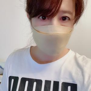 最近かなり不安な大阪!しっかりしたマスクを!