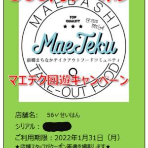 マイテク回遊キャンペーンの500円クーポンが届きました‼️